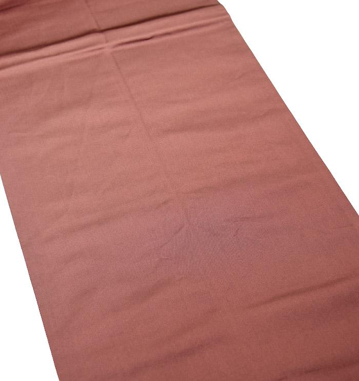 袋帯、六通、本場大島紬織込袋帯、正倉院柄、特許商品、裏地、折り跡画像