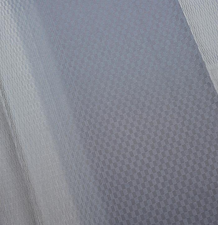 紬、紺、綾織、柄模様画像1