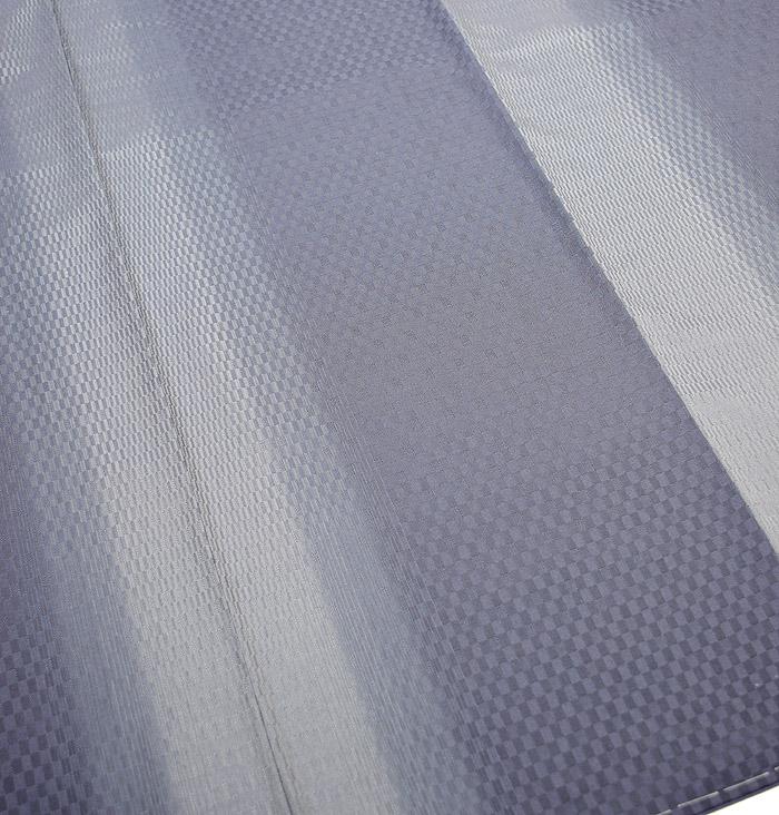 紬、紺、綾織、柄模様画像2