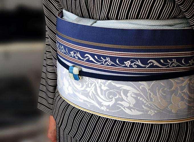 着物の前帯画像